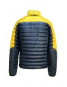 Parajumpers Bredford yellow and blue jacket for man shop online mens jackets