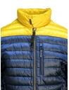 Giubbino Parajumpers Bredford giallo e blu da uomo PMJCKSX04 BREDFORD B.C. 5707 prezzo
