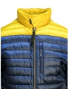 Parajumpers Bredford yellow and blue jacket for man PMJCKSX04 BREDFORD B.C. 5707 price