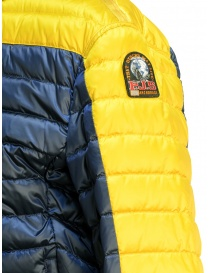 Parajumpers Bredford yellow and blue jacket for man mens jackets buy online