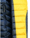 Giubbino Parajumpers Bredford giallo e blu da uomo prezzo PMJCKSX04 BREDFORD B.C. 5707shop online