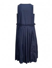Casey Casey pleated navy dress online