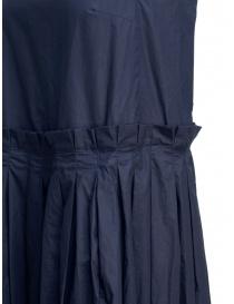 Casey Casey pleated navy dress price