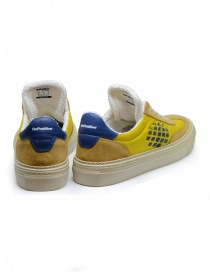 Sneakers BePositive Roxy gialle e blu prezzo