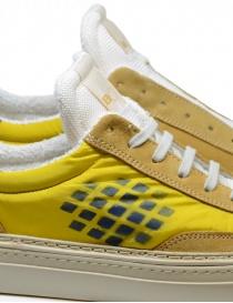 Sneakers BePositive Roxy gialle e blu calzature donna acquista online