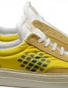 Sneakers BePositive Roxy gialle e blu 9SARIA14/NYL/YEL acquista online