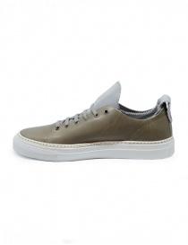 Sneakers BePositive Ambassador colore tortora e grigio