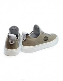 Sneakers BePositive Ambassador colore tortora e grigio prezzo