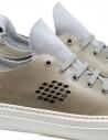 Sneakers BePositive Ambassador colore tortora e grigio 9SARIA08/LEA/GRY acquista online