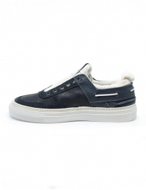 BePositive Sail Force navy sneakers