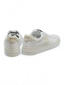 Sneaker BePositive Track_02 bianca e avorio prezzo