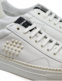 BePositive Track_02 white and ivory sneakers mens shoes buy online