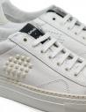 Sneaker BePositive Track_02 bianca e avorio 9SARIA11/GES/WHI acquista online
