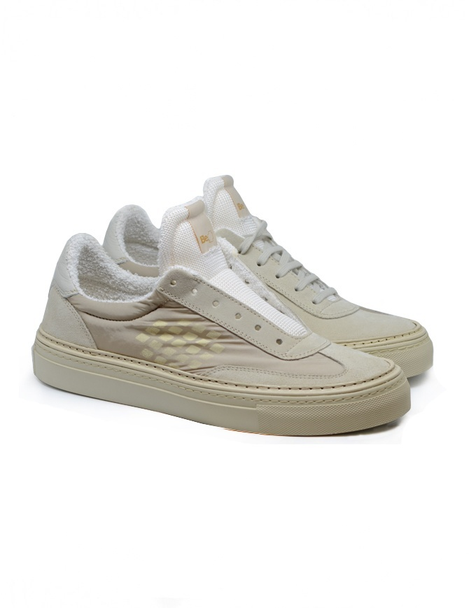 Sneakers BePositive Roxy beige 9SARIA14/NYL/BEI calzature uomo online shopping