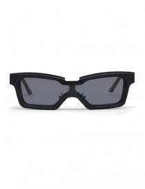 Occhiali online: Occhiale da sole Kuboraum Maske E10 nero opaco