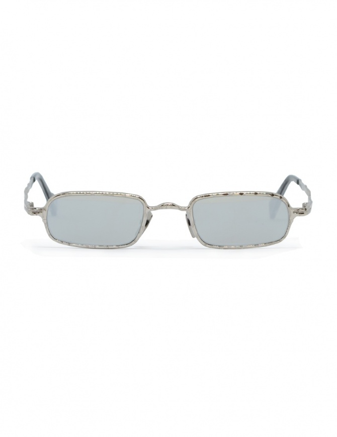 Occhiale da sole Kuboraum Maske Z18 metallo argentato Z18 48-22 SI silver occhiali online shopping