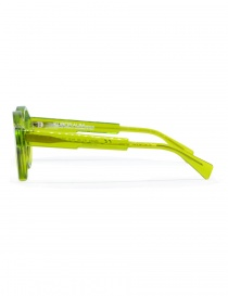Kuboraum A1 sunglasses in green acetate price