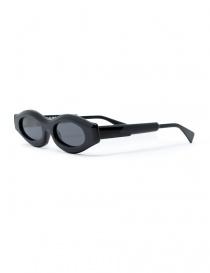 Occhiale da sole Kuboraum Maske Y5 nero lucido