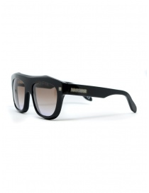 Paul Easterlin sunglasses with brown shaded lens