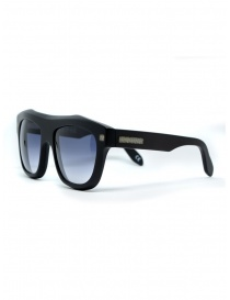 Paul Easterlin blue shaded lenses sunglasses