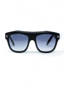 Occhiali online: Occhiale Paul Easterlin con lente sfumata blu acqua