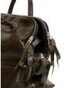 Delle Cose shoulder handbag in horse leather 13 HORSE ASFALTO price