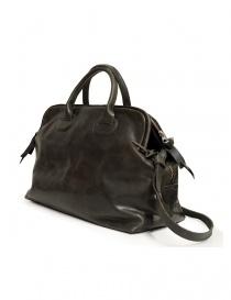 Delle Cose 13 Horse Polish Asphalt bag