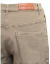 Pantalone palazzo AvantgarDenim colore beige 05B1 3881 1306 prezzo