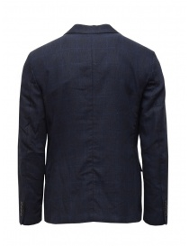 Selected Homme blue and navy suit jacket