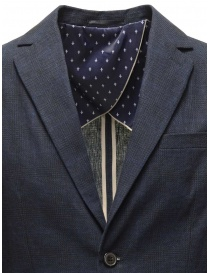 Selected Homme blue and navy suit jacket price