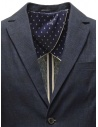 Selected Homme blue and navy suit jacket 16067388 BLUE/NAVY price