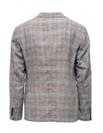 Selected Homme checkered grey suit jacket price