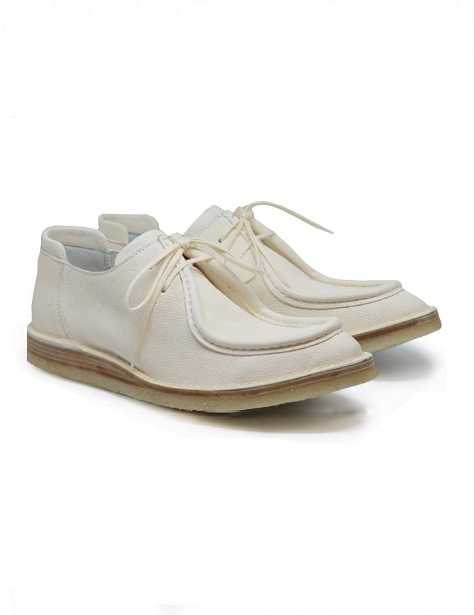 Scarpa Shoto 7608 Drew colore Bianco 7608 DREW BIANCO PARA calzature uomo online shopping