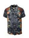 Camicia Rude Riders teschio con spiaggia Waikiki acquista online R03222 73999