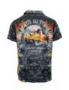Camicia Rude Riders teschio con spiaggia Waikikishop online camicie uomo
