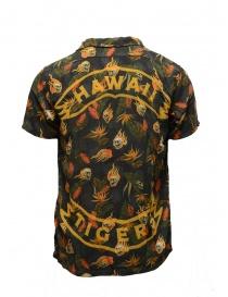 Camicia Rude Riders Hawaii Tigers