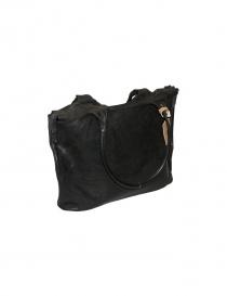 Black leather Incarnation bag online