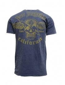 T-shirt Rude Riders LA California Skull