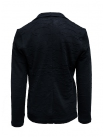 John Varvatos black sweater jacket
