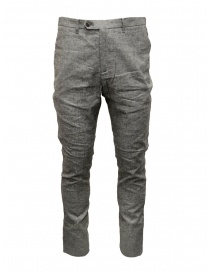 John Varvatos flint grey trousers P498V1 BOFJ 088 FLINT order online