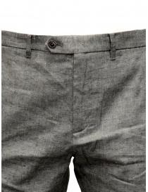 Pantaloni John Varvatos grigio selce
