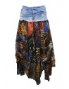 Rude Riders long jeans and fabric skirt buy online R03670 73999