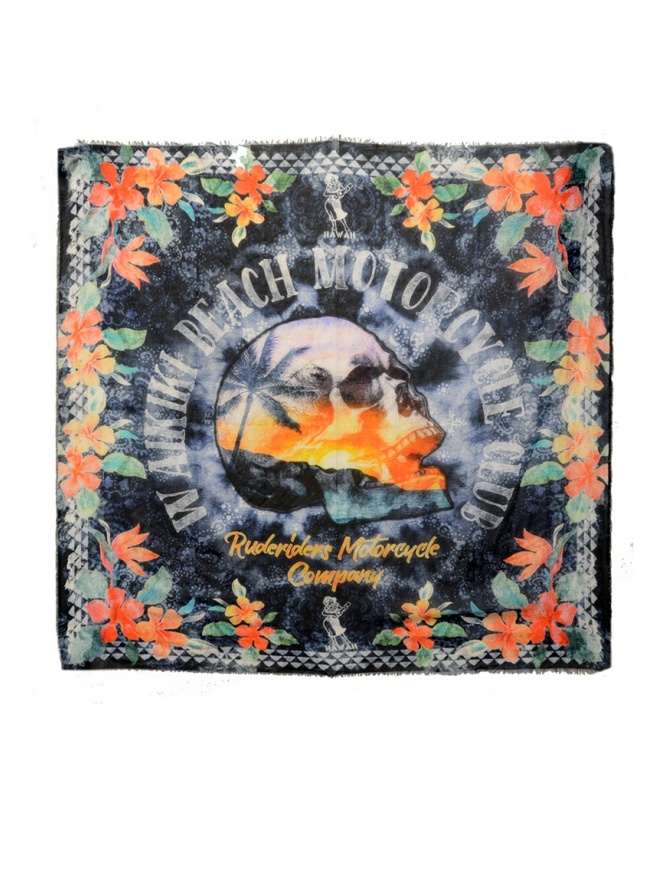 Rude Riders Waikiki Skull scarf R03810 scarves online shopping