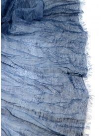 Foulard azzurro acqua John Varvatos