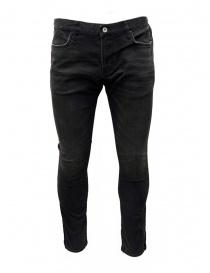 Jeans stretch John Varvatos neri online