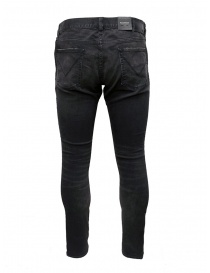 Jeans stretch John Varvatos neri