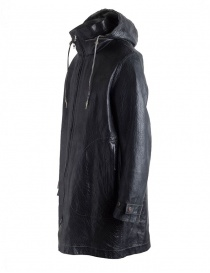 Carol Christian Poell Reversible Parka Black-White mens coats price