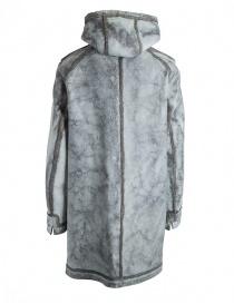 Carol Christian Poell Parka Reversibile Nero-Bianco cappotti uomo acquista online
