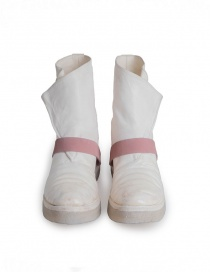 Carol Christian Poell AM/2598 In Between white boots mens shoes buy online