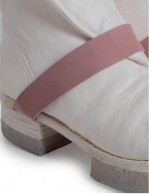 Stivali Carol Christian Poell AM/2598 In Between bianchi calzature uomo prezzo